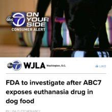 DOG FOOD CONSUMER ALERT!! PLEASE READ!