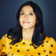 APARNA NANCHURLA WILL PERFORM AT STAND UP FOR PITS HOLLYWOOD!!!